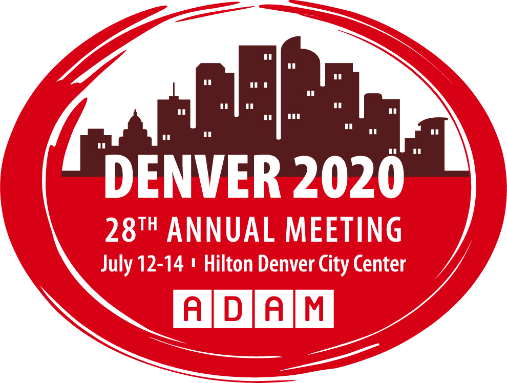 ADAM AM logo